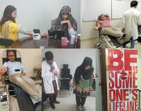 OBS Blood Donation Drive